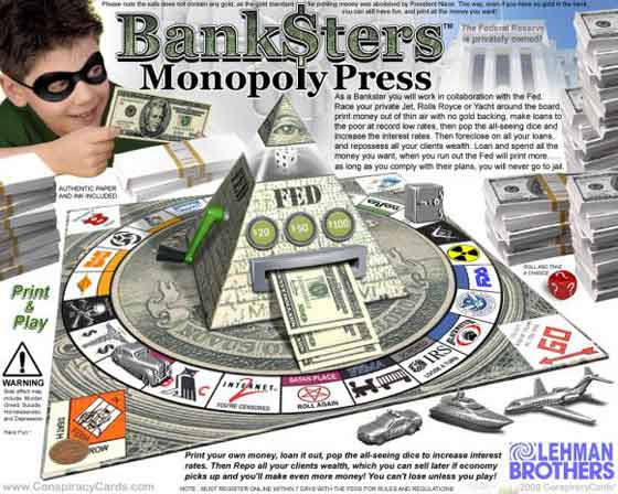 Image result for Banksters to own the world